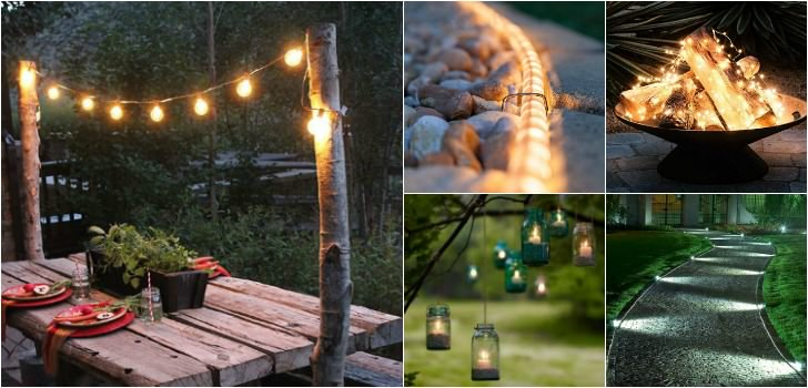 10 Outdoor Lighting Ideas for Your Garden Landscape