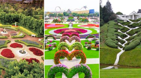 The Most Beautiful 10 Gardens In The World