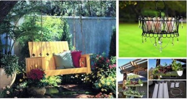 12 Inexpensive Homemade DIY Projects That Garden Lovers Are Able To Make