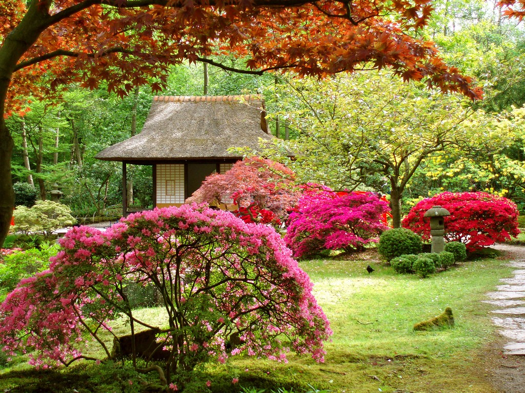 28 Amazing Gardens Full Of Flowers Will Blow Your Mind