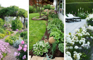 20 Wonderful And Creative Flower Bed Ideas To Try
