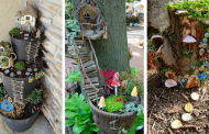 20 Amazing DIY Fairy Garden Ideas
