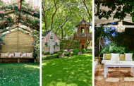20 Backyard Ideas for Elegance, Entertaining, Kids And Adults