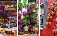 20 Awesome Vertical Garden Ideas That Will Change The Way You Think About Gardening