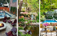 20 Beautiful Small Backyard Ideas That Will Make It Look Spacious