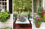 17 Mind-Blowing Flower Container Gardening You need To See