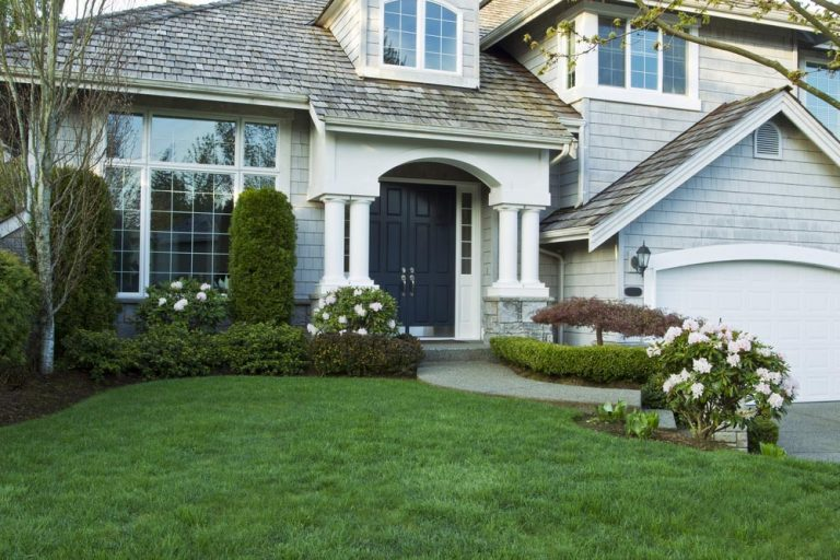 20 glamorizing front yard landscaping ideas and designs