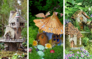 20 Amazing DIY Fairy Gardens That Will Take Your Breath