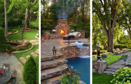 20 Amazing Backyard Ideas You'll Fall in Love