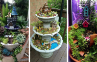 20 Lovely Fairy Garden Ideas