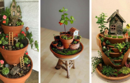 20 fairy garden hacks that will make your garden looks like heaven