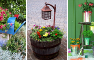 20 Galamorizing Garden Containers Ideas That Will Blow Your mind