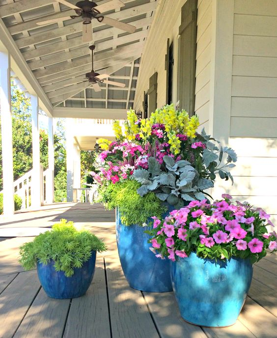 Container Garden Ideas: 20 Absolutely Amazing Container Gardening Ideas That Will