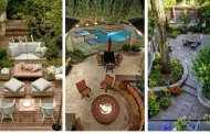 20 Amazing Backyard Design Ideas For Small Yards