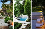 20 Beautiful Backyard landscaping Design Ideas