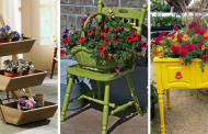 20 Most Unusual Planter Ideas That You Can Do It Yourself