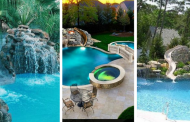 20 Home Pool Slides will catch your brain !