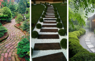 20 Impressive Ideas for Stone Pathways in Your Garden