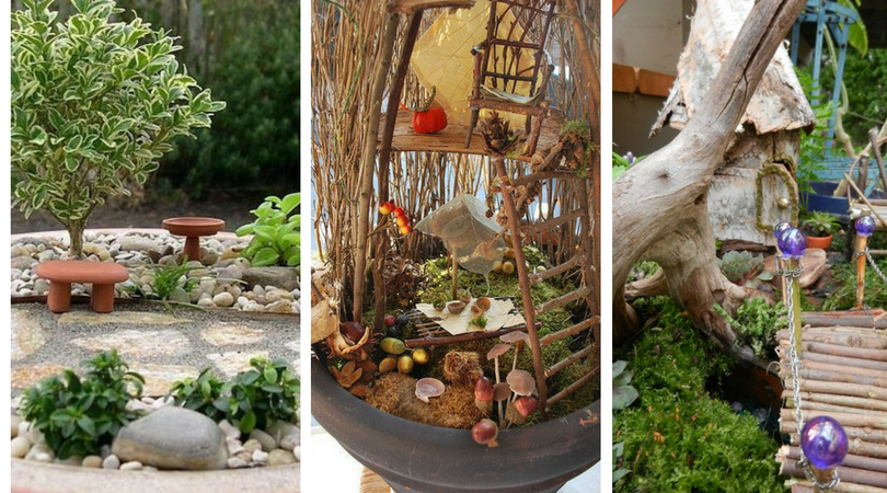 art in your garden