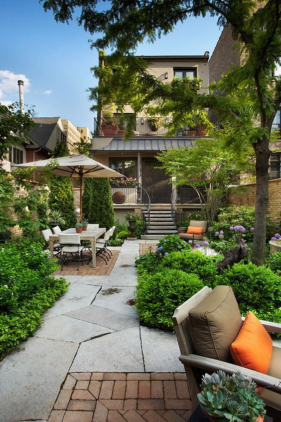 20 Amazing Patio Outdoor Garden Ideas