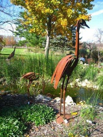 1000+ Metal Garden Art Ideas Will Amaze You on Backyard Metal Art id=30066