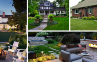 45 LANDSCAPING IDEAS FOR FRONT YARDS AND BACKYARDS