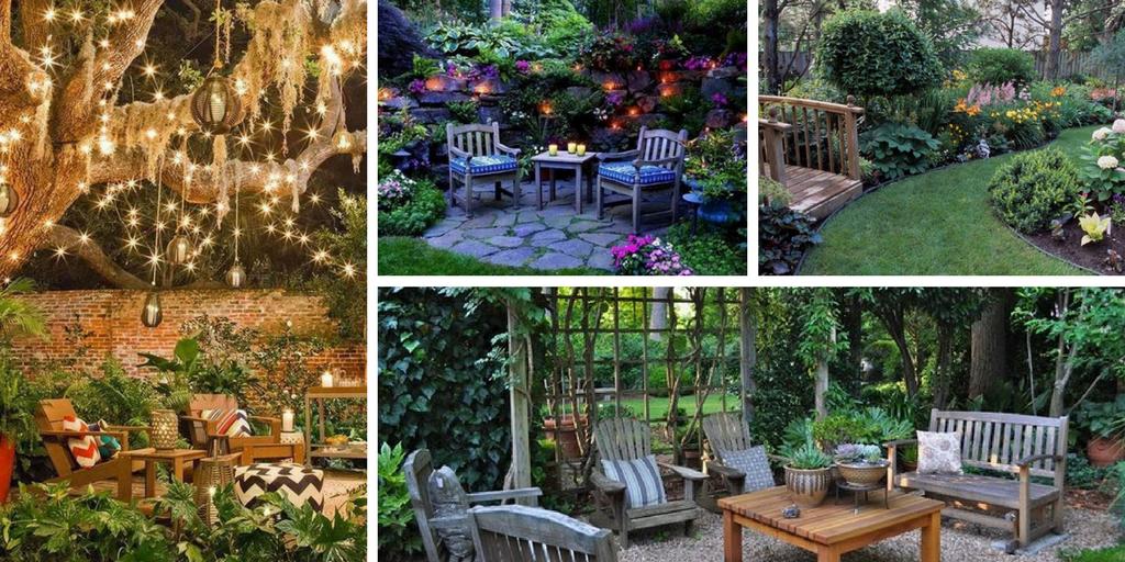 20 MAGICAL SECRET GARDEN DESIGNS on Magical Backyard Ideas id=15433