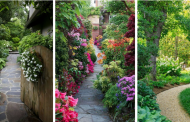 19 Amazing Garden Pathways Ideas