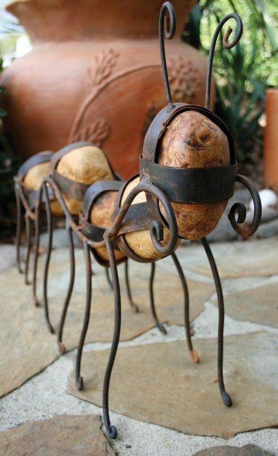 1000+ Metal Garden Art Ideas Will Amaze You