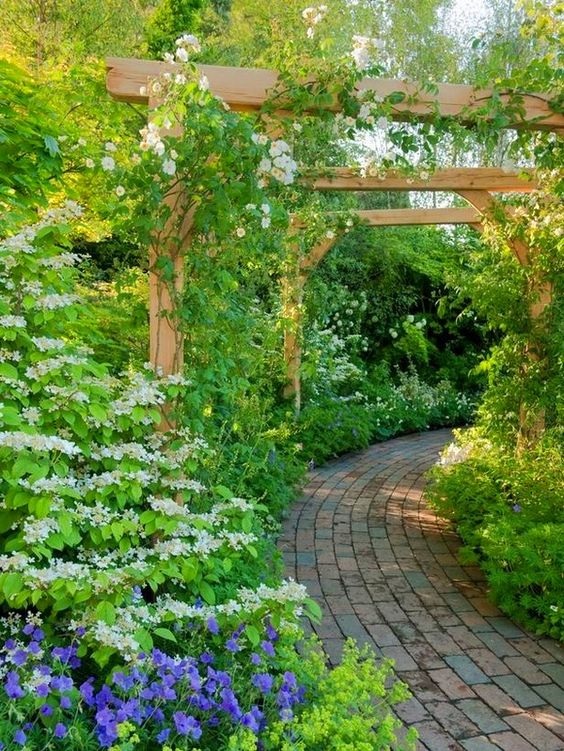 20 Most Beautiful Pathways Ideas
