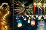 20 Smart DIY Outdoor Lighting Ideas for Summer