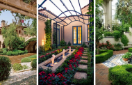 21 Astonishing Ideas For Your Garden From Mediterranean Landscape Design