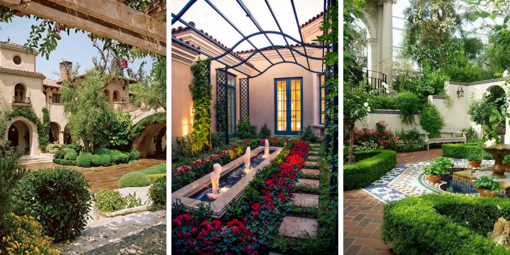 21 Astonishing Ideas For Your Garden From Mediterranean Landscape