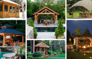 25 Incredible Backyard Gazebo Design Ideas