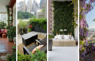 27 Superb Decorating Ideas For Small Apartment Balcony
