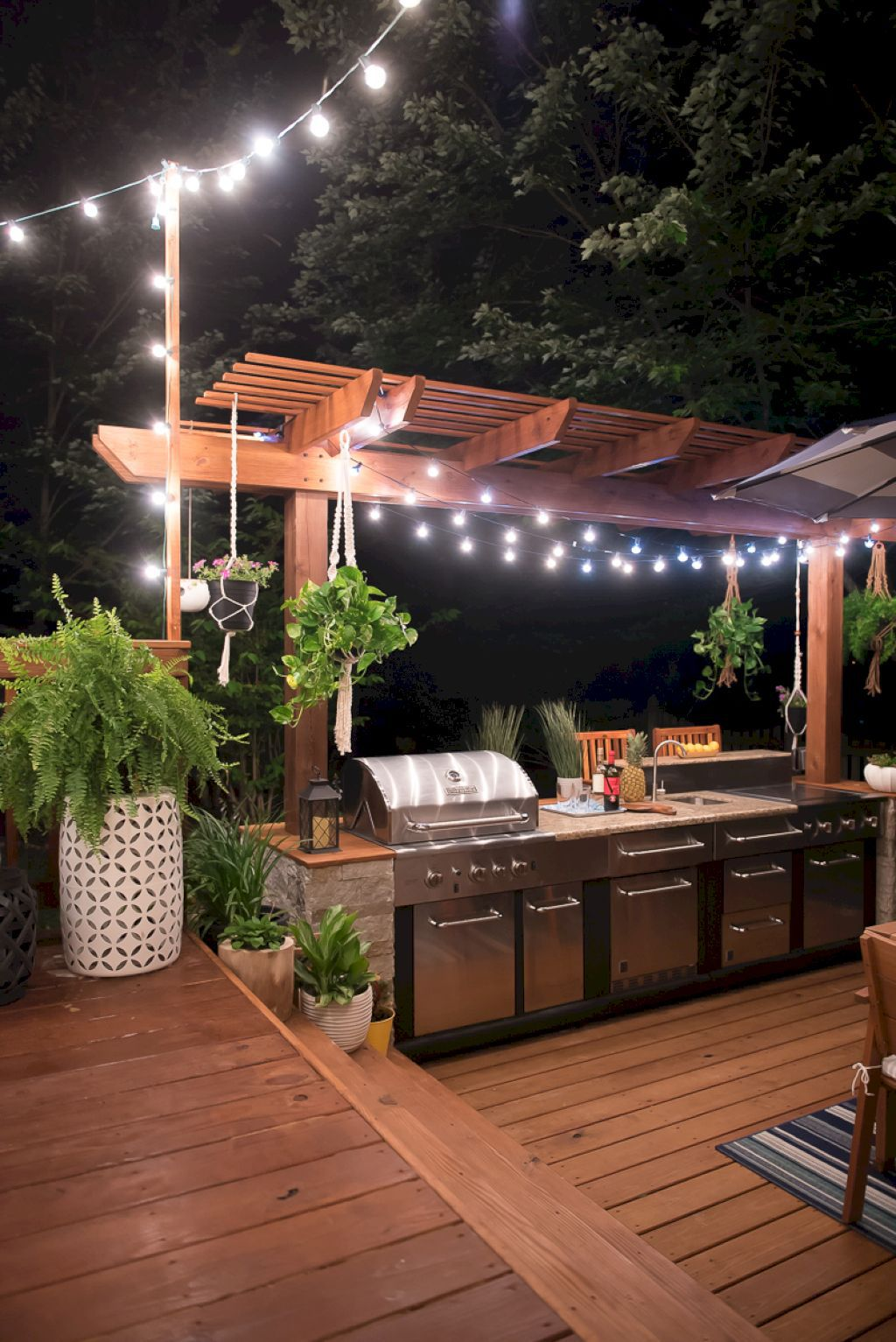 30 Best Outdoor Kitchen Design Ideas