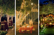 20 Creative Ideas Of Lighting for Backyard