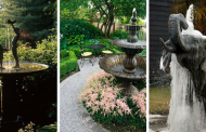 20 Amazing Fountain Ideas to Decorate Your Outdoor