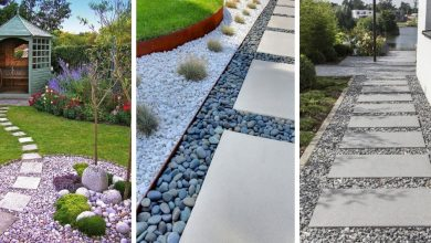 20 Garden Paths and Walkways that will make your outdoor amazing