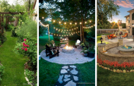 19 Beautiful Backyard Garden Ideas With Inspiration Pictures