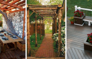 21 DIY Garden Design Ideas