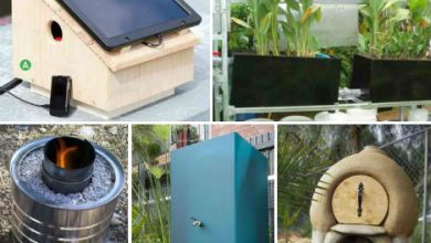 10 Off-Grid Projects To Cut Your Energy And Water Usage