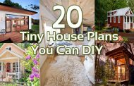 20 tiny house plans from DIY to help you build your tiny dream house