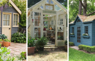 24 ideas for simply amazing garden shed