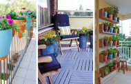 Balcony garden ideas: A collection of the best and the most beautiful ideas