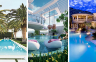 24 Of The most beautiful and luxurious swimming pools