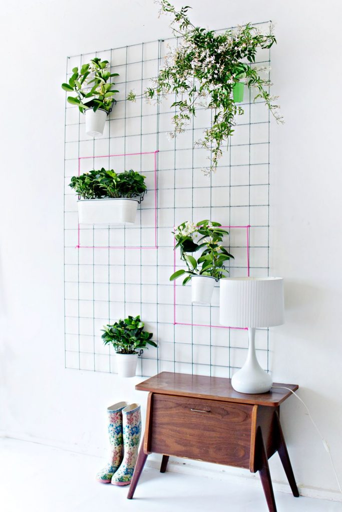 DIY Wall Planter