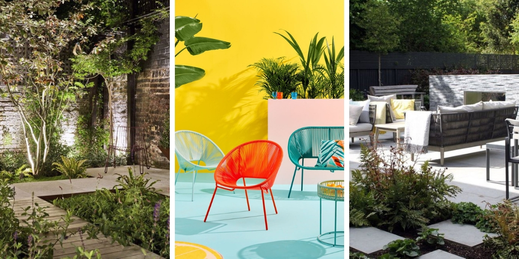12 fresh garden trends to decorate your outdoor space