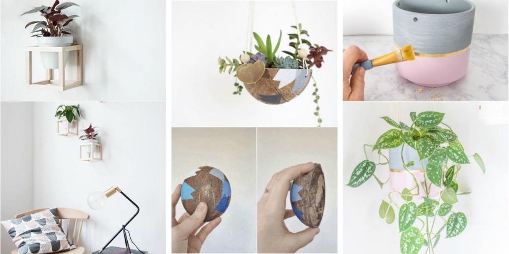 17 of The most inexpenisve yet decorative DIY hanging planters