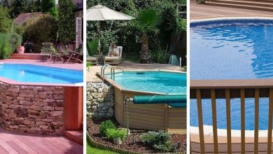 20 Wonderful Above-Ground Swimming Pools that will blow your mind